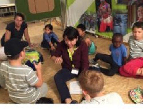 Atelier sur le thème de la fuite: Qu'est-ce que cela signifie d'être un réfugié